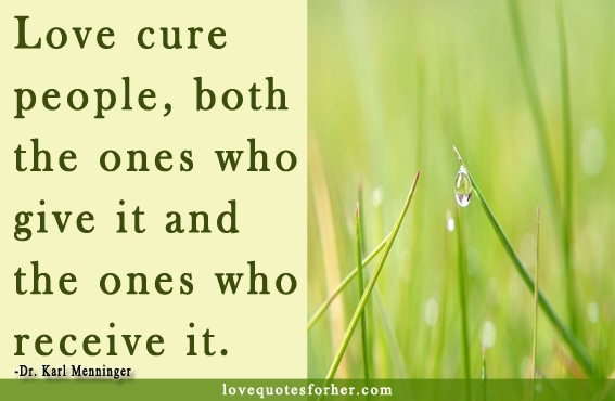 lovecurepeoplequotes